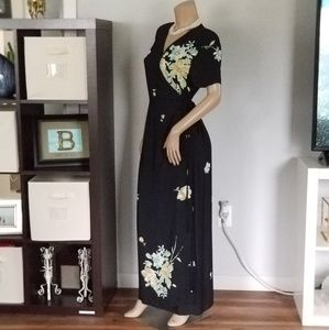 Carole Little maxi dress